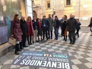 incorpora con ayuntamiento de Granada
